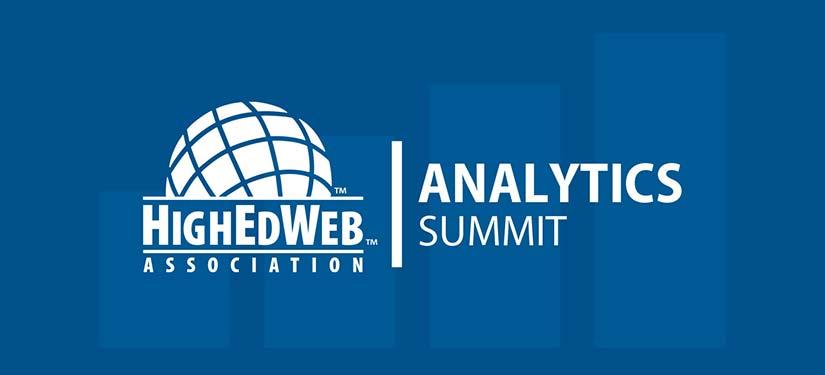 HighEdWeb Analytics Summit